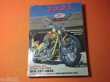 2001 J&P Cycle ~ Parts & Accessories for Harley-Davidson Motorcycles Catalog