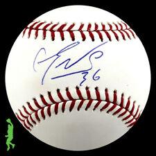 EDUARDO NUNEZ AUTOGRAPHED RAWLINGS ROMLB MLB BASEBALL BALL RED SOX JSA COA