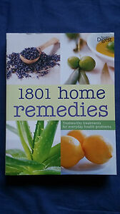 1801 HOME REMEDIES Treatments Everyday Health Problems READER'S DIGEST Natural