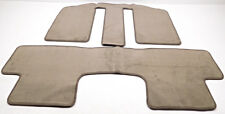 New OEM Mazda 5 Rear Floor Mat/Carpet Set Sand