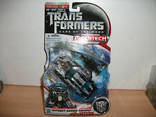 transformers DARK OF THE MOON autobot armor topspin Mechtech NEW ON CARD