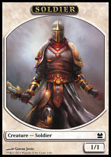 Soldier Token x4 - Magic the Gathering