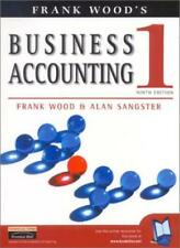 Business Accounting: v. 1,Frank Wood, Alan Sangster- 9780273655527