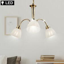 LED Plafond Suspendu Lampe Lustre Bronze la Vie Ess Chambre Luminaire