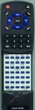 Replacement Remote for ECLIPSE RMC105, AVN6610, AVN6620, CD5425