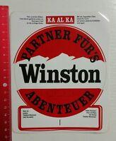 Aufkleber/Sticker: Winston Abenteuer (1811168)