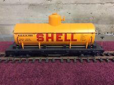 Lgb 4080 Y 04 Shell Oil Tanker - G Scale
