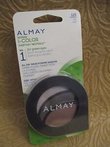 Almay  Intense i-COLOR Everyday Neutrals Eye Shadow Palette {Color #130 Greens}