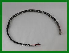 "Maxxima 27 LED Warm White Strip Light 18"" Long Self Adhesive SMD5050"