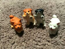 EPOCH Shiba Inu Series 7 Gashapon 4 Pieces Mini Figures