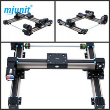 mjunit MJ50 xy axis with 1000x1000mm stroke length high quality Linear Shaft