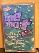 ONE SHOT SUMMER - REGGAE NIGHT- CRUEL SUMMER-ENDICOTT-HOLIDAY RAP-SUNSHINE REGGA