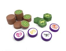 Scythe Encounter and Expansion Tokens