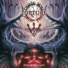 THOSE WHO BRING THE TORTURE - Piling Up (CD, like new, Selfmadegod Records)