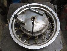 1986-2009 Suzuki VS700/750/800/1400 rear wheel asembley with drum brake