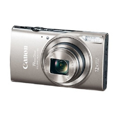 Canon PowerShot ELPH 360 Digital Camera w/ 12x Optical Zoom and Image Stabilizat