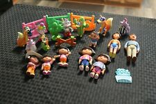 Dora the Explorer and Diego Toy Figures 22 Piece Lot