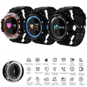 Sport Smart Watch Heart Rate Blood Oxygen/Pressure Monitor for Samsung Huawei LG