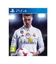 Juego Sony PS4 FIFA 18 Pgk02-a0017095