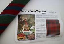 Strathspey Gallery Tartan Needlepoint Kit Ancient Grant 288