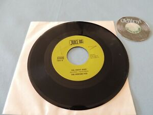 """7"""" Single The Venture Five Yes, Pretty Baby What´s Your Name? 1964 Beat Garage"""