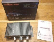 Mini HiFi Verstärker Bluetooth TTMOW 2 x 50W Stereo Audio Amplifier Bass...