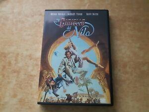 IL GIOIELLO DEL NILO ( MICHAEL DOUGLAS ) - DVD  RARO !