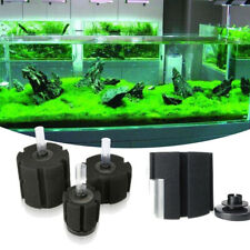 Aquarium Filter Media Clean Bio Sponge Fish Tank Mesh Foam Pad Filte Tools Black