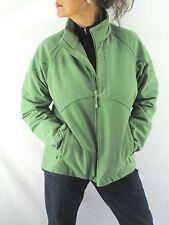 Black Diamond Green Wind Stopper Soft Shell Jacket  Women's Medium NYZ8
