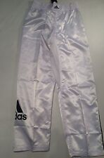 Shiny Wet Look  Pants Glanz Men's Sexy Adidas Sport Retro Vintage L silky