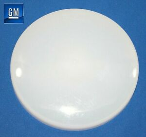 """00-13 Impala Police Taxi 5"""" Round Dome Light Cover Lens NEW GM  Signal Stat 570"""