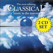 Various Artists - Most Relaxing Classical Music in Universe / Various [New CD]
