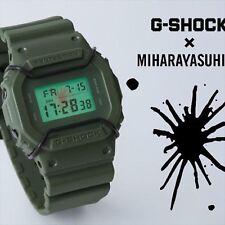 NEW DW-5600 Casio G-Shock x MiharaYasuhiro Khaki Green Limited Watch