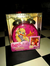 BRATZ Doll ALARM CLOCK Oversized Huge BELL top Alarm Clock New in Box