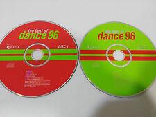 THE BEST OF DANCE 96 TELSTAR 1996 DANCE DISQUE MIX - 2 X CD SIN BOÎTE