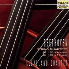 Cleveland Quartet, Ludwig van Beethoven - String Quartets [New CD]