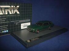 RARE! Ford Mustang Wagon Intermeccanica green met 1965 Matrix MX20603-101 1:43