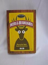 Deer In The Headlights Card Game 2014 Front Porch Classics