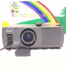 Panasonic PT-L795U LCD Projector