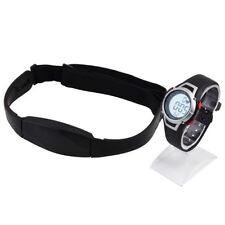 Popular Favor Waterproof Heart Rate Monitor Wireless Chest Strap Sport Watch DP