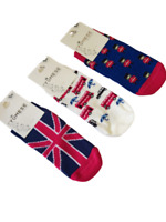 Kids London Themed Socks Soldier Funky Colourful Unisex Socks Cotton Sock London