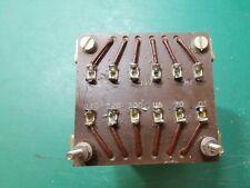 Vintage Vacuum Tube Power Supply Transformer LT HT And 14v
