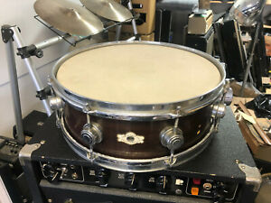 Vintage 1960s Camco Oaklawn era 14x5 Snare Drum in rare Walnut Lacquer finish