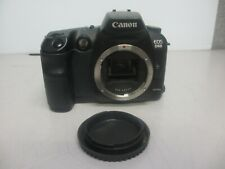 Canon EOS D60 6.3MP Digital SLR Camera - Body ONLY