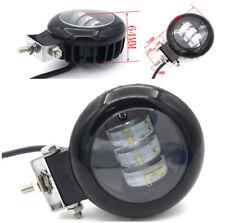 1xLED Work Lamp 72W Round Led Car Spot Light Beam Offroad Night Driving Lighting