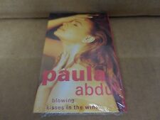PAULA ABDUL BLOWING KISSES IN THE WIND SPELLBOUND FACTORY SEALED CASSETTE SINGLE