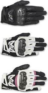 Alpinestars Women's Stella SMX-2 Air Carbon V2 Gloves - Motorcycle Touch Screen