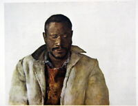 Andrew Wyeth Gravure Print THE DRIFTER & UP IN THE STUDIO, Chadds Ford