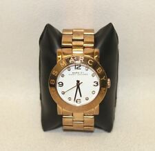 MARC BY MARC JACOBS Ladies Rose Gold Stainless Steel Analogue MBM3077 Watch
