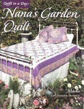 Nanas Garden Quilt by Mackie Gretton
